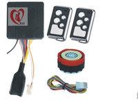 motorcycle alarm system TSK-501 Popular one way bike alarm system with engine start Motorcycle Alarm Free Shipping