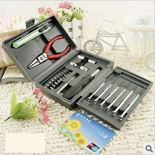 24PC Kit Hardware Tools Household Tool Set Tool Set Kit(China (Mainland))