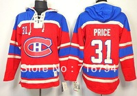 Cheap NHL Hoodie Carey Price 31 Embroidered logos,Wholesale Old Time Hockey Montreal jersey,free shipping