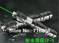 Free Shipping Q-LINE New 532nm 200mW green Beam Laser Flashlight / Laser Pointer / Adjustable Focusing / Waterproof