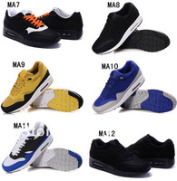 Free Shipping Air Running Shoes Men's 87 Max Athletic Shoes 36 colors Shoes for Mens