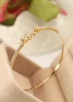 Letter love bracelet fashion personality female brief fashion decoration bracelet