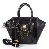 Free/drop shipping, 2013 women's handbag cutout carved ol elegant gold handbag bags  and fashion tote bag