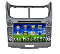"8"" In dash head unit car dvd player gps for Sail dvd steering wheel contorl subwoof"