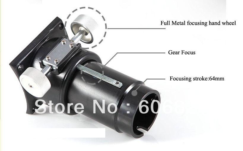 Telescope Types Reflector Focuser For Reflector Type