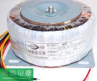 Tokon transformer 200w transformer 28v toroidal double 28v 12v 6v