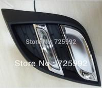 Free shipping HongKong Post Air MailFactory Wholesale Mazda3 , daytime running light Drl light for Mazda 3 2011-2012