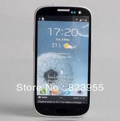 Free shipping Non-Working Dummy display Sample Model Phone For Samsung Galaxy S3 i9300 E6012 5pcs/lot(China (Mainland))