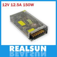 12V 150W switching Power Supply For LED Strip light, input AC100V-240V,12V output Free Shipping