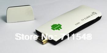 Free shipping Quad core RK3188 Smart TV Box E888 2GB/8GB Android 4.1 tv dongle WIFI HDMI HD 1080p Media player