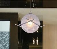 Parker brief modern lighting living room lamps restaurant lamp led pendant lamp garland ball