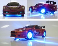 Children's toys remote control car with lights Christmas gifts
