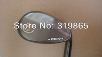 New in  2014 model CG17  Wedge 52/56/60 3pc/set  Golf Wedge Steel shaft Golf Club With Head Cover Free Shipping