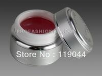 Free Shipping 26ml/pcs Pink Nail UV GEL Fantastic UV GEL Crystal Effect for French Nail Tip NA399C