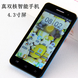 T9910 4.3 capacitor 4.04 dual-core smart phone wifi(China (Mainland))