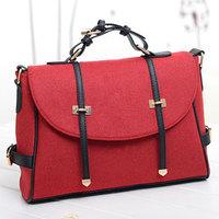 Bags fashion woolen fashion vintage double arrow bag one shoulder handbag messenger bag female bag 290
