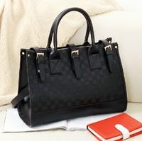 2013 spring and autumn new arrival fashion dimond fashion plaid one shoulder handbag women's handbag large capacity