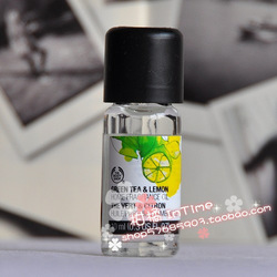 The body shop body shop green tea lemon indoor oil fragrance essential oil 10ml(China (Mainland))