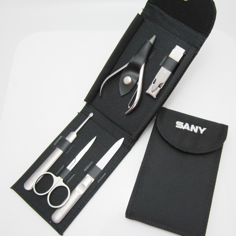 high quality stainless steel gift nail care manicure set(China (Mainland))