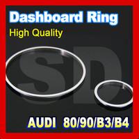 for Audi 80 90 B3 B4 Cluster Rings Gauge Rings Dashboard Rings Aluminum Alloy free shipping