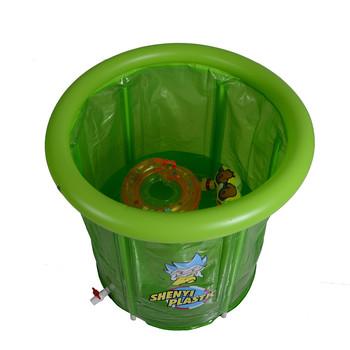 Mount jules et jim baby swimming pool child swimming pool baby transparent eco-friendly mount swimming pool ultralarge