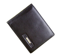 Kangaroo wallet cowhide male wallet purse genuine leather wallet 20026