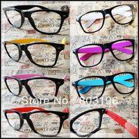 10Pcs/Lot Free Shipping Fashion Decoration Eyeglasses Frame F09