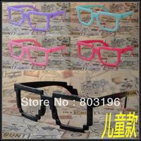 5Pcs/Lot Fashion Children's Eyeglasses Frame Kid's Square Glasses Frame Free Shipping