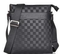 2013 water cube messenger bag business shoulder bag for men
