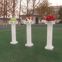 roman pillar Cutout plastic wedding road cited roman column  roman column