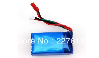 7.4V 1000Mah Li-Polymer Lipo Battery Spare Parts For WLToys V912 4Ch Single Propeller Radio Control RC Helicopter Model