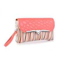 2013 women's spring handbag candy bag clutch day clutch small bags color block women's messenger bag