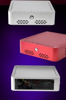 HTPC MATX Mini atx case Computer case 1pc free shipping