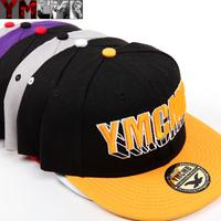 Hot-selling fashion street 2013 ymcbm snapback 3d three-dimensional popular hiphop cap baseball cap flat hat