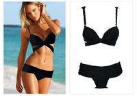 Bikini Swimwear Swimsuit  High Quality Swimsuit 2013 New Sexy victoria discount push up bathing suit tops swim suit women