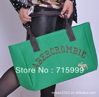 Free Shipping Milla 2013 New Arrived Wholesale 2013 Summer Beach Canvas Casual Bags Women Shoulder Bag Handbag Totes C0001