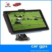 High Techology 713F 7 Inch GPS Entertainment Touch-Screen GPS Navigator / Car GPS ,FREE SHIPPING !