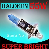2pcs H1 Super Bright White Fog Halogen Bulb 55W Car Head Light Lamp V2
