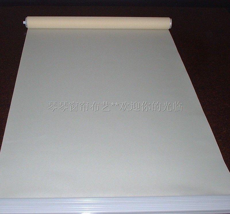 Contas de cortina dobro terminou persiana produto à prova d'água de prata cor sólida sombra total(China (Mainland))