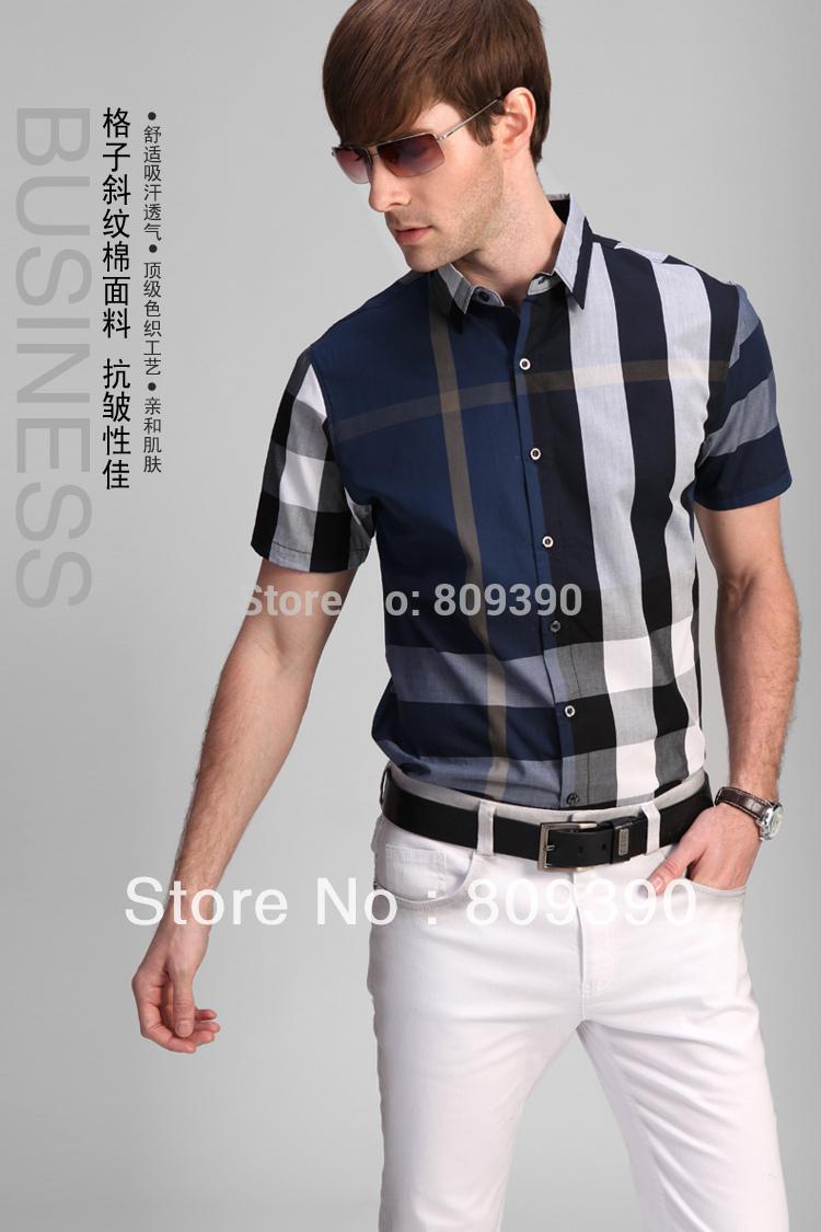 Mens Summer Dress Clothes