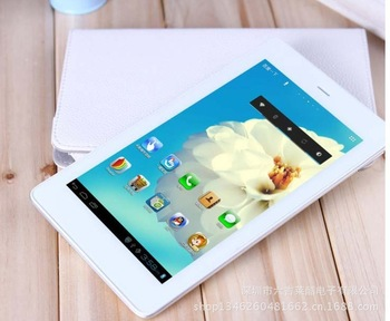 Dual-core phone 7 inch tablet bluetooth can call mobile phone capacitive touch dual cameras 7 inch MID