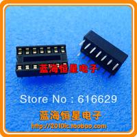 Block 14P 14P IC chip holder chip socket DIP14 DIP-14