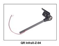Walkera Infra X spare parts QR-InfraX-Z-04 Motor (counter-clockwise)