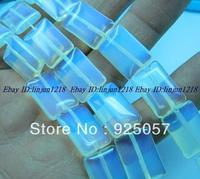 13x18mm Sri Lanka Moonstone Rectangle  Loose Bead 15''Fashion jewelry
