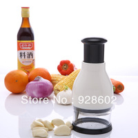 Household high quality garlic  and ginger press  new arrival