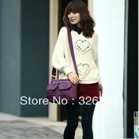 Free shipping spring and summer casual nylon cloth Messenger bag fashion handbag retro commuter bag multicolor