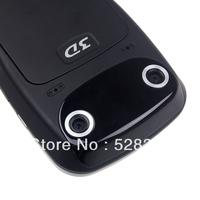 """Free Shipment 16GB 2D/3D HD 720P 2.4"""" Screen Camcorder 3D Camera DV DVR D6"""