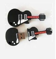 Wholesale - 128GB Cool Guitar Style USB Flash Pen Drive Memory Stick1#02