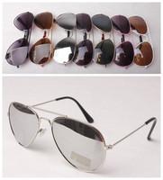Wholesale Metal Designer Brand 2013 Children-Parents Vintage Avitor Kids Sunglasses Hot sale in Summer UV400 Lunettes de Soleil