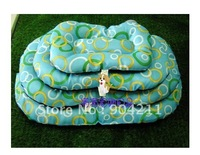 NEW! Soft BONE shape pet dog bed/house/kennel/pen, exported to USA! Free shipping+free gifts!
